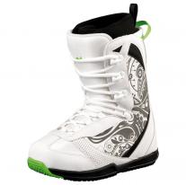 Snowboard boots shoes TRANS Basic Girl white/grey