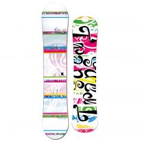Snowboards snowboard TRANS Powder Force Girl Variorocker