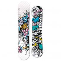 Snowboards snowboard TRANS Style Wide white