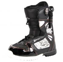 Snowboard boots shoes TRANS Team Girl black