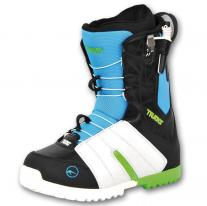 Snowboard boots shoes TRANS Team Men white/black