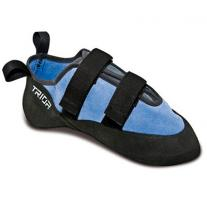 Climbing Shoes climbing shoe TRIOP Kagura Velcro blue