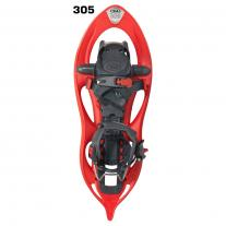 snowshoes TSL 305 Expedition Grip paprika