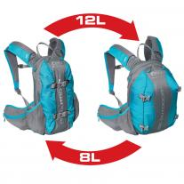Backpacks to 20 L backpack TSL OUTDOOR NordicFly 8/12 Blue