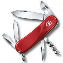 Knives and Machetes knive VICTORINOX Evolution 10 red