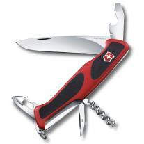 Knives and Machetes knife VICTORINOX RangerGrip 68 red/black