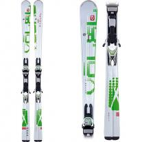 skis VOLKL Code PSi + Marker sMotion 12.0