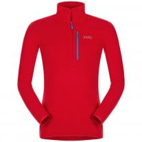 Fleece Jackets ZAJO Raven Pull Racing Red