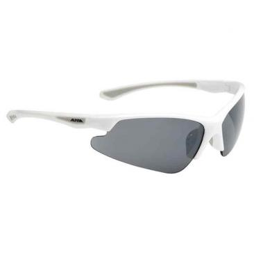 sunglasses ALPINA Levity White Click to view the picture detail.