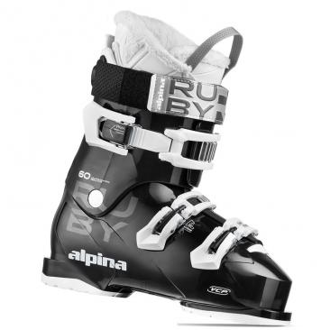 ski boots ALPINA Ruby 60 black Click to view the picture detail.