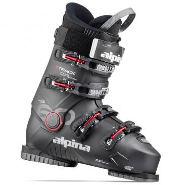 ski boots ALPINA Xtrack 60 black Click to view the picture detail.