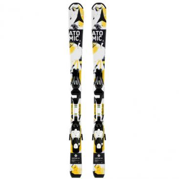 skis ATOMIC Vantage III JR + Ezytrak 5 J75 Click to view the picture detail.