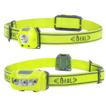 headlamp BEAL Be Visi Yellow Click to view the picture detail.