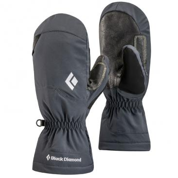 BLACK DIAMOND Glissade Mitts Black Click to view the picture detail.