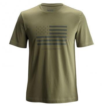 BLACK DIAMOND M SS Greenwood Tee olive Click to view the picture detail.