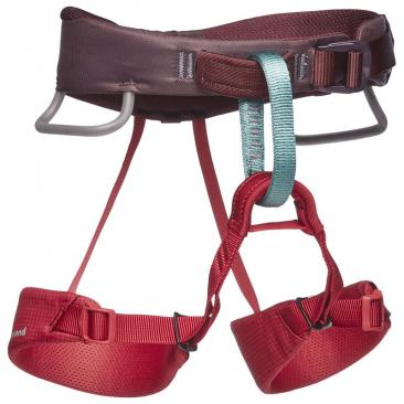harness BLACK DIAMOND Momentum Kids Wild Rose Click to view the picture detail.