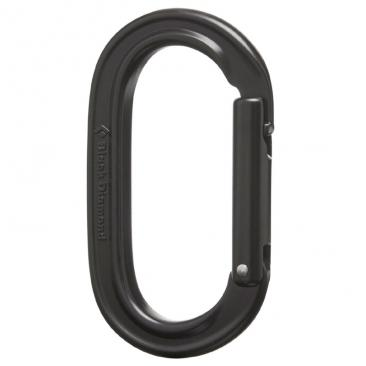 BLACK DIAMOND Oval Keylock Black Click to view the picture detail.