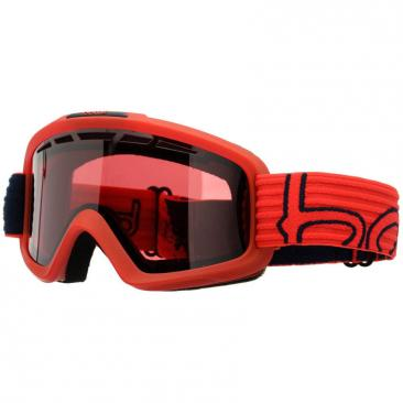 goggles BOLLÉ Nova II Matte Red Click to view the picture detail.