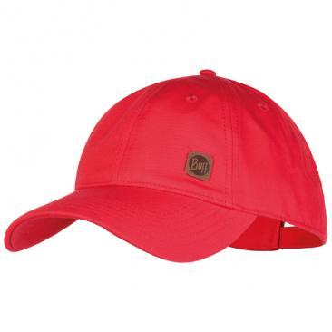 434e4253a8ad šiltovka BUFF Baseball Cap Solid Red