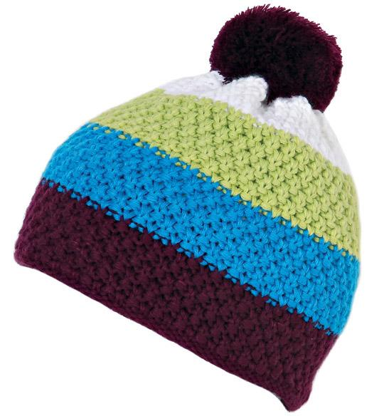SINGING ROCK Beanies Nanuk Purple Click to view the picture detail.