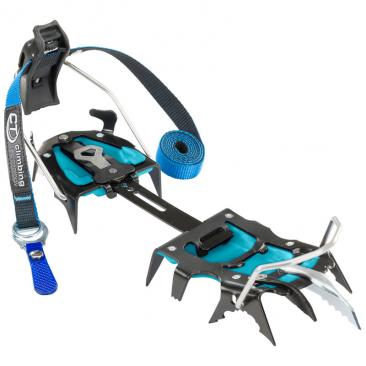 crampons CLIMBING TECHNOLOGY Hyper Spike Click to view the picture detail.