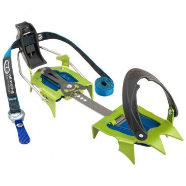 crampons CLIMBING TECHNOLOGY Snow Flex Semi-automatic Click to view the picture detail.