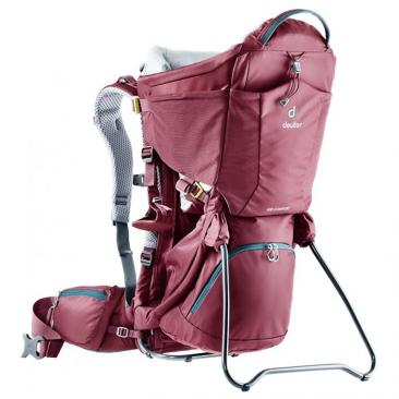 Kid carrier DEUTER Kid Comfort maron Click to view the picture detail.