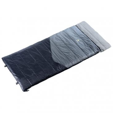 sleeping bag DEUTER Space II LZ titan-black Click to view the picture detail.