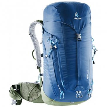 backpack DEUTER Trail 30 steel-khaki Click to view the picture detail.