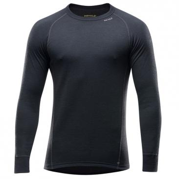 DEVOLD Duo Active Man Shirt black Click to view the picture detail.