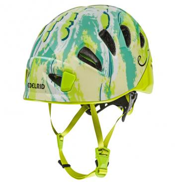 helmet EDELRID Shield II oasis Click to view the picture detail.