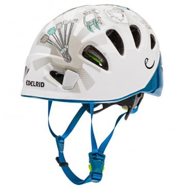 helmet EDELRID Shield II petrol Click to view the picture detail.