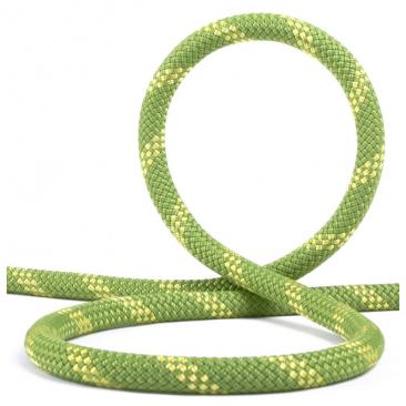 rope EDELWEISS Toplight II 10.2 mm 60m green-yellow Click to view the picture detail.