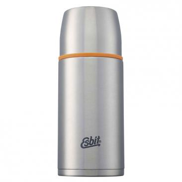 ESBIT 0.75L Vacuum Flask silver Click to view the picture detail.