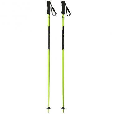 poles FISCHER Unlimited yellow Click to view the picture detail.