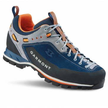 7e9e7574c3d4 obuv GARMONT Dragontail MNT dark blue orange Kliknutím zobrazíte detail  obrázku.