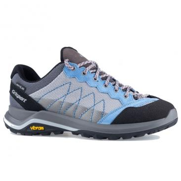 shoes GRISPORT Lecco blue/grey Click to view the picture detail.
