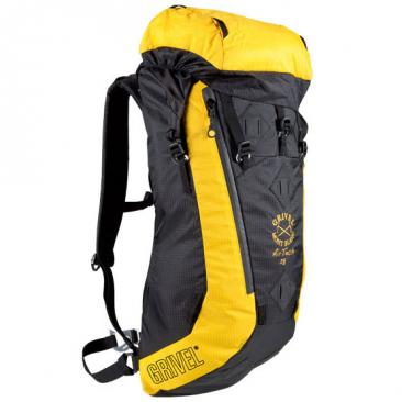 backpack GRIVEL Air Tech 28 Black/Yellow Click to view the picture detail.