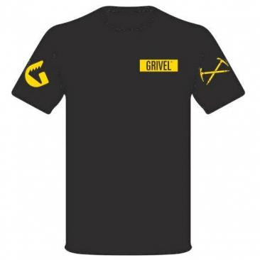 GRIVEL Promotion T-Shirt black Click to view the picture detail.