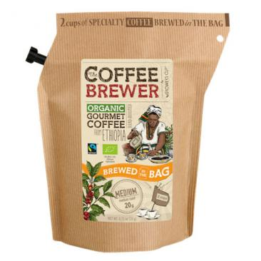 coffee GROWER´S CUP Ethiopia Organic 20g Click to view the picture detail.