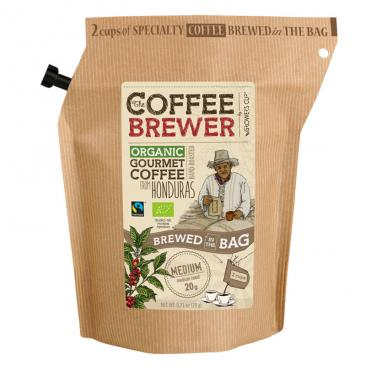coffee GROWER´S CUP Honduras Organic 20g Click to view the picture detail.