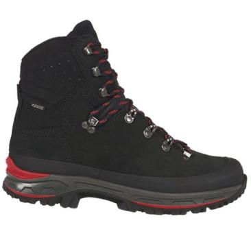 shoes HANWAG Helags GTX black/red Click to view the picture detail.