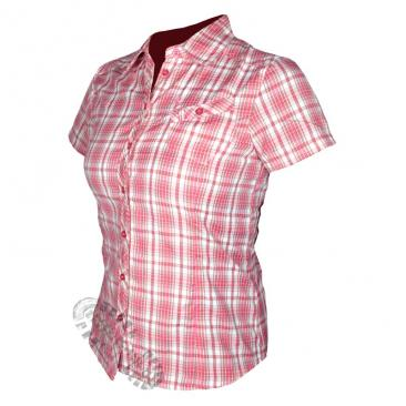 ICEPEAK Sorena Shirt red Click to view the picture detail.