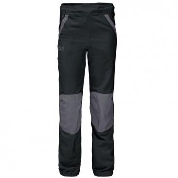 JACK WOLFSKIN Rascal Pants black Click to view the picture detail.