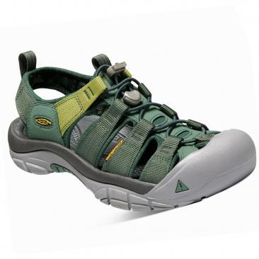 87c6fbfc90d8 sandále KEEN Newport Hydro M Duck Green Darkest Spruce