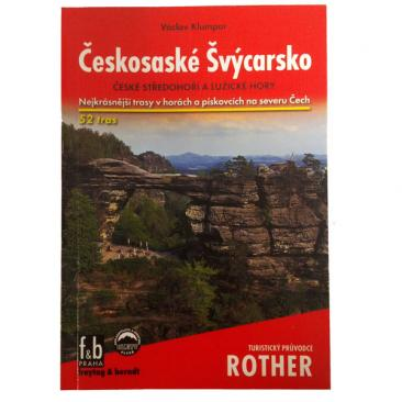 guide ROTHER: Czech-Saxon Switzerland Click to view the picture detail.