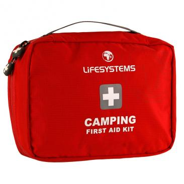 LIFESYSTEMS Camping First Aid Kit Click to view the picture detail.
