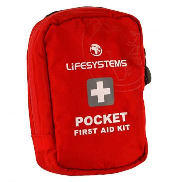 LIFESYSTEMS Pocket First Aid Kit Click to view the picture detail.