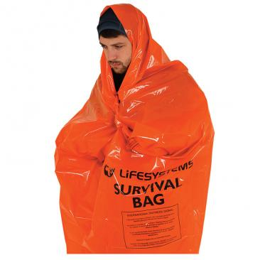 LIFESYSTEMS Survival Bag Click to view the picture detail.