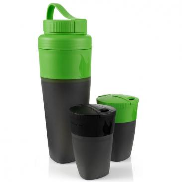 LIGHT MY FIRE Pack-up-Drink Kit green/black Click to view the picture detail.